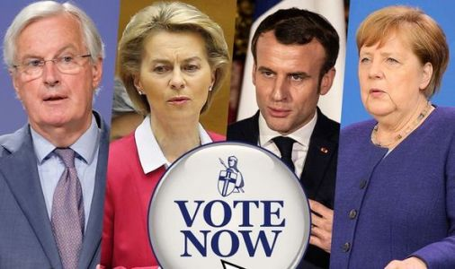 Brexit POLL: Who should lead talks for the EU - Barnier, VDL, Merkel, Macron? VOTE HERE