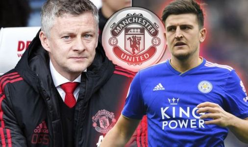 Man Utd target Harry Maguire issued warning after £80m transfer terms agreed