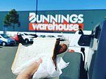 Hardcore vegans moan about Bunnings raising money for bushfire victims with a sausage sizzle