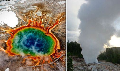 Yellowstone volcano eruption: 'Unusually active' Steamboat Geyser blasts boiling water