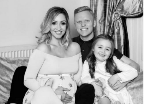 Coronation Street and Hollyoaks star Lucy-Jo Hudson gives birth