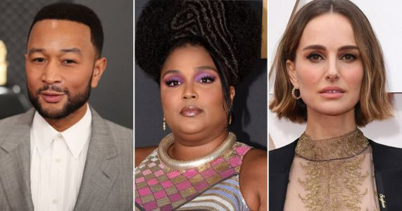 Lizzo, John Legend, Natalie Portman and more stars sign open letter calling to 'defund the police'