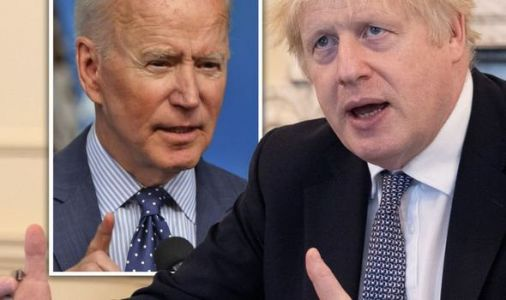 Borders will stay shut! Biden snubs Boris and EU as US won't budge on strict travel rules