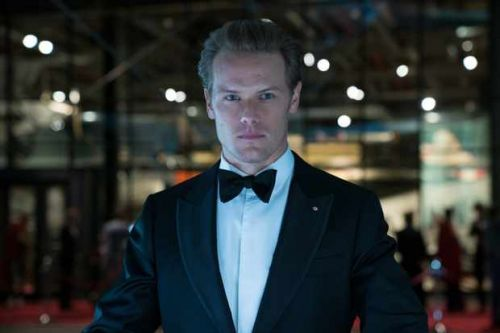 Sam Heughan is named James Bond fans' top choice to become next 007