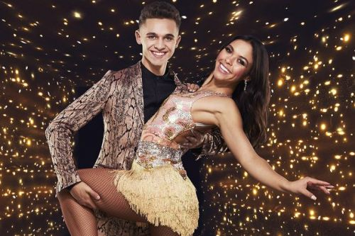 Dancing On Ice's Joe-Warren Plant forced to deny 'secret skating lessons'