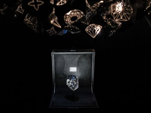 Louis Vuitton just dropped 'millions' of dollars to buy the second-largest diamond in history
