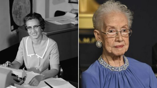 'Hidden figures' math genius Katherine Johnson who helped get NASA into space dies at 101