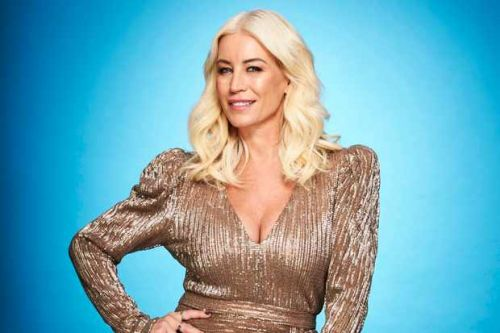 Meet Denise Van Outen, former Dancing on Ice 2021 contestant who had to withdraw from competition