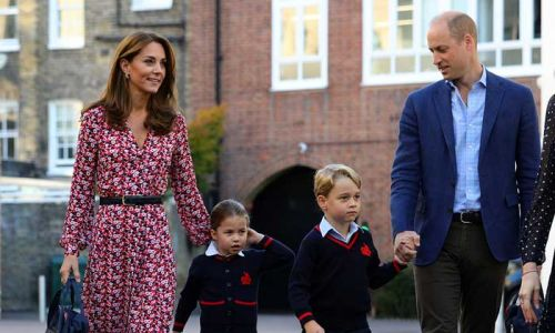 Prince William opens up about his homeschooling struggles with Prince George