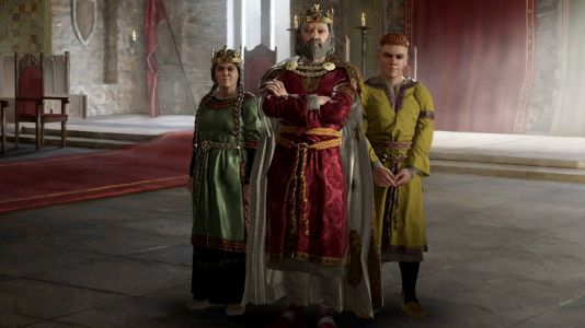 Crusader Kings 3's game director teases more 3D environments in future updates