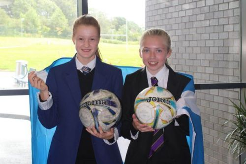 Promising Wishaw footballers selected for Scotland Under-15 training camp