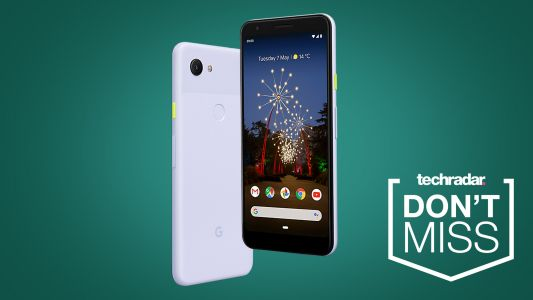 Get the Google Pixel 3a for just £329 with this Black Friday-matching SIM-free deal