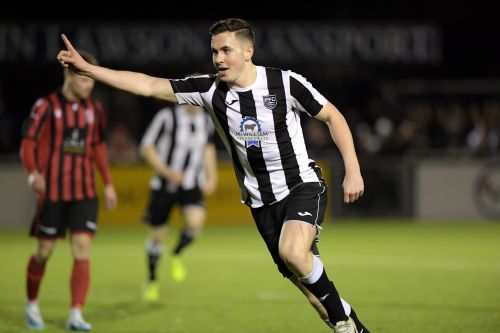 Double joy for Fraserburgh as they see off Inverurie Locos in Aberdeenshire Shield final