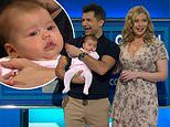 Rachel Riley introduces baby daughter Maven Aria to her Countdown co-stars