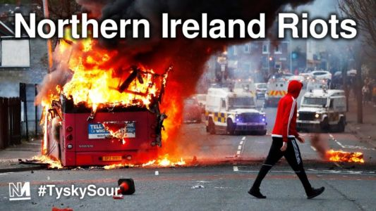 Northern Ireland Sees Riots From Loyalists