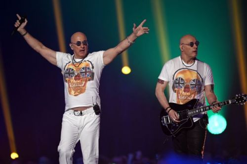 Right Said Fred Face Backlash After Revealing They Attended Anti-Lockdown Protest