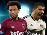 West Ham vs Fulham and Cardiff vs Watford LIVE: Premier League updates