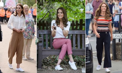 Kate Middleton's go-to Superga trainers are 50% off this Black Friday