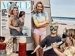 Elsa Pataky on moving from Hollywood to Byron Bay and motherhood in Vogue Australia