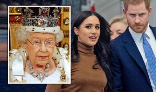 Meghan Markle and Harry could still lose HRH styles as 'nothing is set in stone' - expert