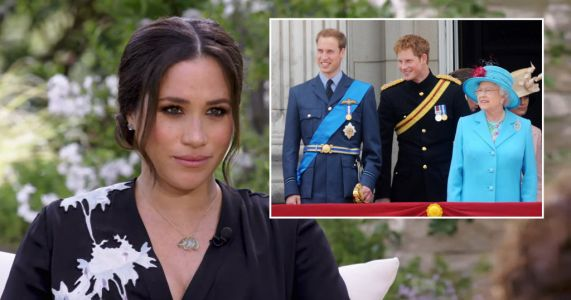 Meghan says she never researched Harry before dating him - and hints being a royal was no 'fairytale'