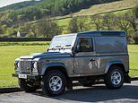 Land Rovers targeted in £54million rural theft spree as countryside crime rises to eight-year high