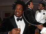 Jay-Z attends Diddy's star-studded 50th birthday bash. but where's Beyonce?
