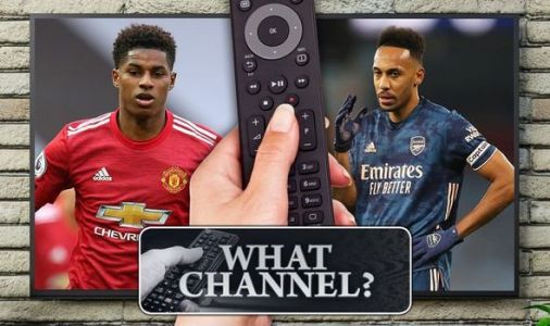 What channel is Man Utd vs Arsenal on? TV, live stream, Premier League kick-off time