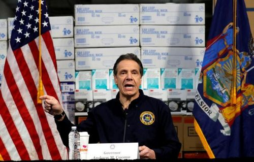 Cuomo pushed back on Trump's suggestion to quarantine the entire tri-state area of New York: 'I don't know how that could be legally enforceable'
