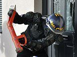 Police carry out dawn raids across north of England Merseyside targeting county lines drug gangs