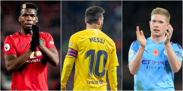 Ranked: The 10 best soccer players in the world right now