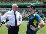 Scott Morrison and Steve Smith tweet criticised after PMs comments on Cricket and Australia Day