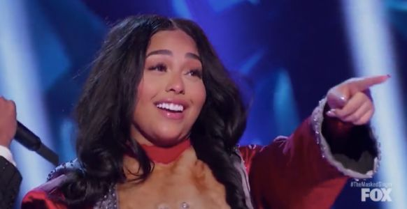 The Masked Singer shocks fans as Kylie Jenner's former bff Jordyn Woods is unmasked as The Kangaroo