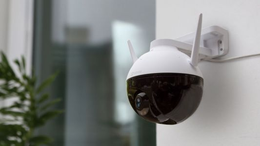The outdoor security camera that sees everything