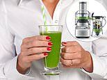 Bluicing is the new juicing! Clever new gadget lets you juice and blend in one
