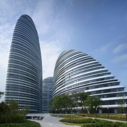 Website forced to pay out for saying Zaha Hadid-designed building had bad Feng Shui