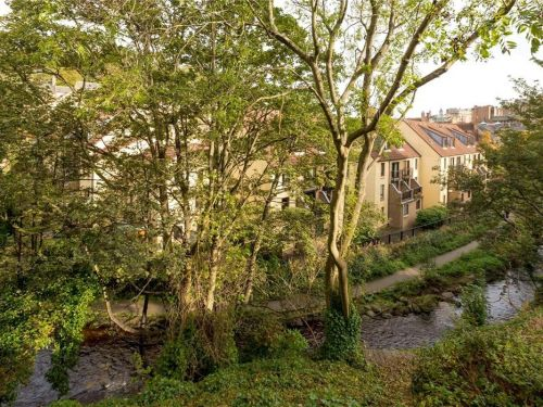 Take a look inside this charming Edinburgh mews house with beautiful Water of Leith views