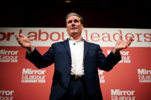 Sir Keir Starmer elected as next leader of the Labour Party