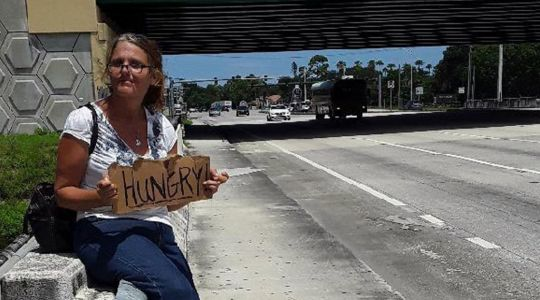 As a former homeless person, I know how it feels to be treated like I'm worthless