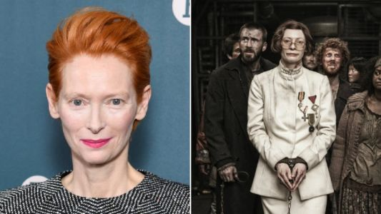 Tilda Swinton says now is 'right time' for Snowpiercer TV reboot after starring in original 2013 film