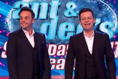 Ant and Dec announce they're releasing their first book in 10 years