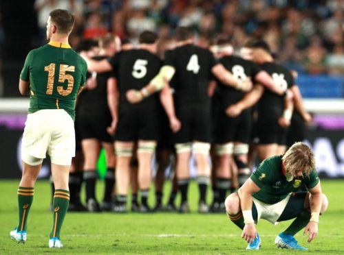 New Zealand 23 South Africa 13: Favourites stake claim for title with thrilling win over Springboks