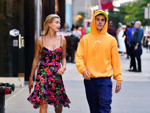 Hailey Bieber celebrated her wedding anniversary by posting adorable photos with Justin Bieber and revealing details about their marriage