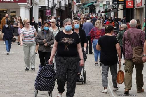 Everything you need to know about face masks as they become compulsory in shops