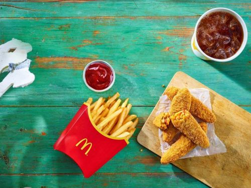 McDonald's Breaks From 2019's Biggest Fast Food Trend With Veggie Dippers