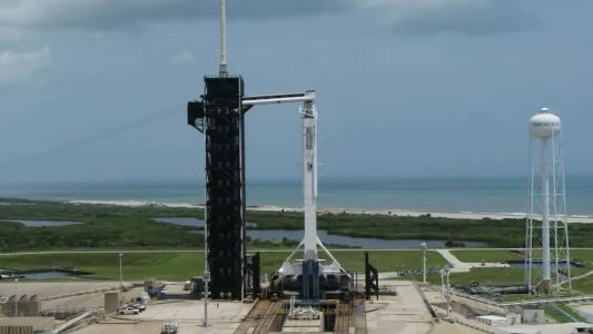 How to watch SpaceX launch: the time for Saturday, March 30 and live stream video