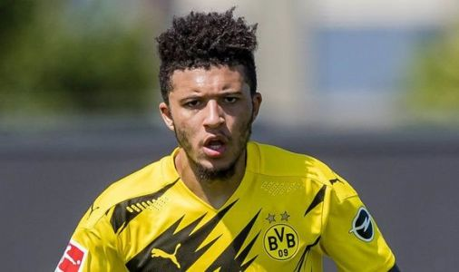 Jadon Sancho 'moving closer to Man Utd' with Borussia Dortmund happy to do transfer sale