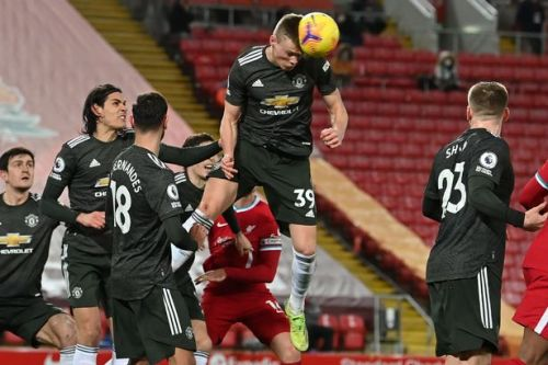 Man Utd's battling draw v Liverpool shows they are genuine title contenders