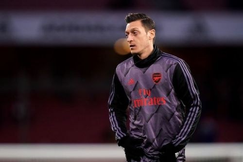 "Mesut Ozil 'deleted' by China as Arsenal warned of ""serious implications"" over comments"