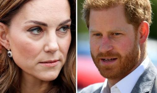 How Prince Harry got Kate Middleton's name wrong: 'I am not familiar with that'